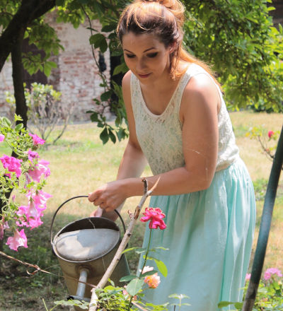 Trädgård - trivsel